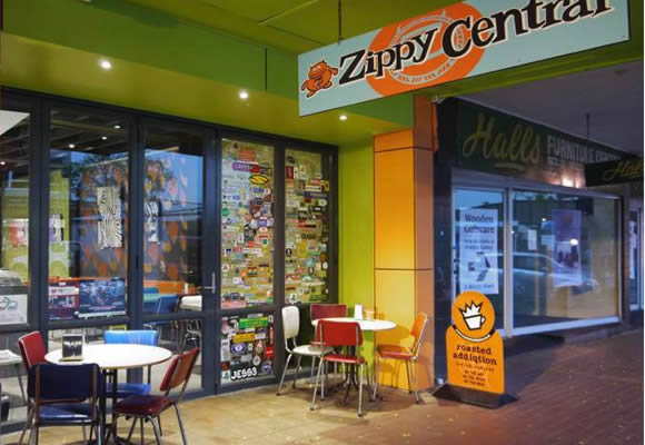 Zippy Central Cafe